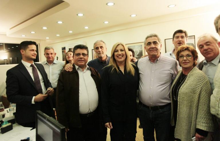 Γεννηματά: Οι πολίτες έδωσαν καθαρή εντολή – Η σκέψη μου είναι στην Δυτική Αττική | Newsit.gr