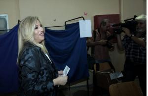 Κεντροαριστερά: Στο 41% «κλειδώνει» η πρωτιά της Φώφης Γεννηματά – Αναλυτικά τα αποτελέσματα