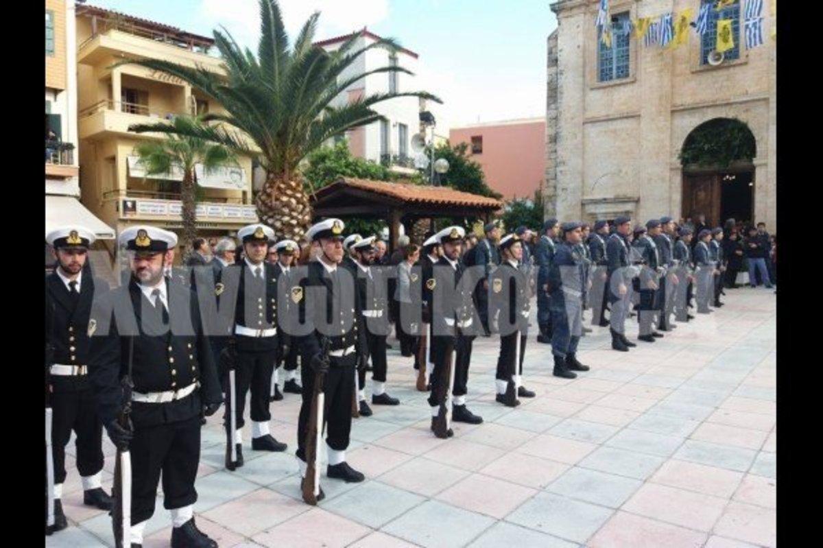 Χανιά – Εισόδια της Θεοτόκου – Γιορτάζει η προστάτιδα των Ενόπλων Δυνάμεων   Newsit.gr