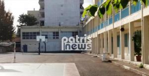 Πύργος: Σιδερόβεργα έπεσε από την οροφή του σχολείου δίπλα σε μαθητή την ώρα του μαθήματος!