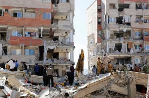 Σεισμός σε Ιράν και Ιράκ: Θρήνος και καταστροφή από τα 7,3 Ρίχτερ