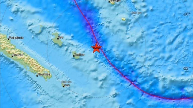 Σεισμός 7,3 Ρίχτερ στην Νέα Καληδονία – «Σηκώθηκαν» τσουνάμι στην περιοχή | Newsit.gr