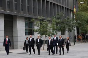 Καταλονία: Δήλωσαν… υποταγή τα φυλακισμένα μέλη της κυβέρνησης – «Θα συμμορφωθούμε με την Μαδρίτη»