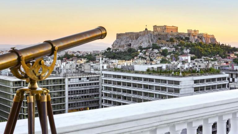 Πωλήθηκε για 43 εκατ. ευρώ το ιστορικό ξενοδοχείο «King George»   Newsit.gr