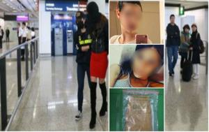 Το μοντέλο και η κοκαΐνη: Σοκ από την σύλληψη στο Χονγκ Κονγκ