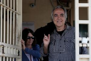 Εκτός φυλακής ο Δημήτρης Κουφοντίνας – Βγήκε με διήμερη άδεια