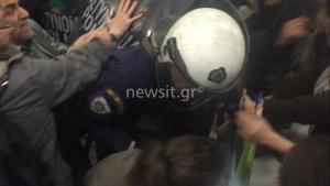 Οργισμένη ανακοίνωση αστυνομικών για πλειστηριασμούς: «Δεν θα ξεσπιτώσουμε εμείς τους Έλληνες»