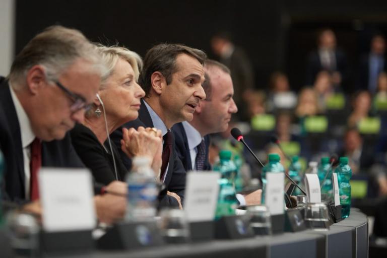 Κυριάκος Μητσοτάκης από Στρασβούργο: Η λιτότητα έχει παρατραβήξει στην Ελλάδα | Newsit.gr