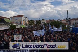 Δήμαρχος Λέσβου: Έχουμε πόλεμο! Θα πηδήξω στο λιμάνι για να εμποδίσω τα σχέδια Μουζάλα!