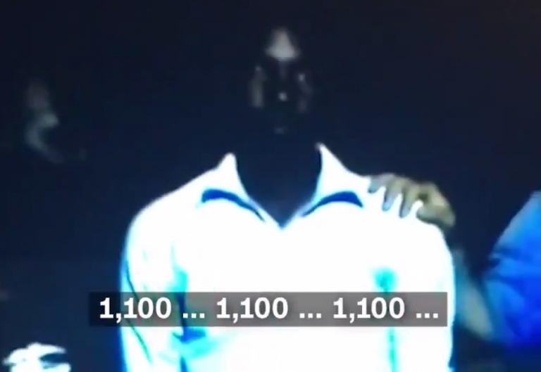 Πωλούνται… άνθρωποι! «Μέσα» σε δημοπρασίες ψυχών για 400 δολάρια! Σοκαριστικές εικόνες | Newsit.gr