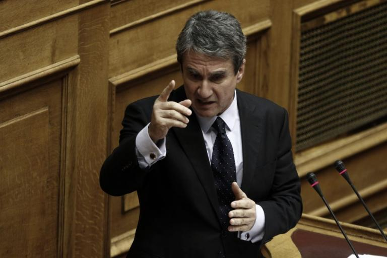 Ανδρέας Λοβέρδος για τα απόρρητα έγγραφα: «Πουθενά το όνομα του μεσάζοντα»! | Newsit.gr