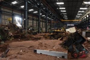 Ενίσχυση του ΟΑΕΔ στους εργαζόμενους των επιχειρήσεων της Μάνδρας