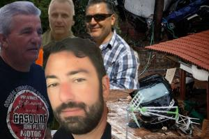 Μάνδρα: Τα πρόσωπα της τραγωδίας – Θρήνος και οδύνη για τους νεκρούς