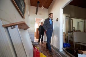 Μητσοτάκης στη Μάνδρα: Έκτακτο επίδομα χωρίς γραφειοκρατία – Προσωπική δέσμευση τα αντιπλημμυρικά [pics]