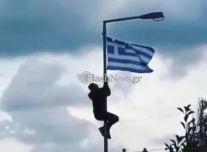 Ηράκλειο: «Fake news» η αποβολή μαθητή «για τη σημαία» – Τι λέει ο σύλλογος καθηγητών