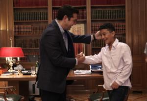 Ο διάλογος του Τσίπρα με τον μικρό Αμίρ – Το παρασκήνιο της συνάντησης στο Μαξίμου