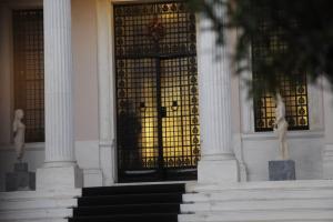 """Απάντηση Μαξίμου σε Μητσοτάκη: Ακόμα περιμένουμε το πόθεν έσχες της """"αγίας οικογένειας"""""""