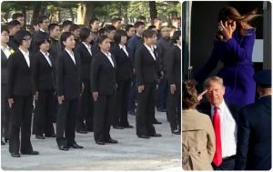 Μελάνια Τραμπ: Οι γιαπωνέζες αμαζόνες που θα γίνουν η σκιά της!