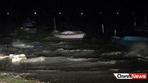 Καιρός: Ο κυκλώνας Ζήνωνας «χτύπησε» το Μεσολόγγι! [pics, vid]