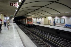 Στάση εργασίας μετρό: Ποιες ώρες θα είναι ακινητοποιημένο αύριο