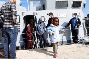Δράμα χωρίς τέλος: Έσωσαν 1.500 μετανάστες σε τρεις μέρες