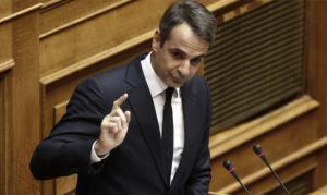 Μητσοτάκης στο Politico: «Πληρώσαμε πολύ βαρύ λογαριασμό που πειραματιστήκαμε με τον κ. Τσίπρα»