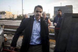 Σύσταση επιτροπής της ΝΔ για την τραγωδία στην Μάνδρα προανήγγειλε ο Μητσοτάκης
