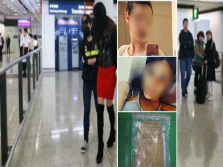 μοντέλο κοκαΐνη Χονγκ Κονγκ