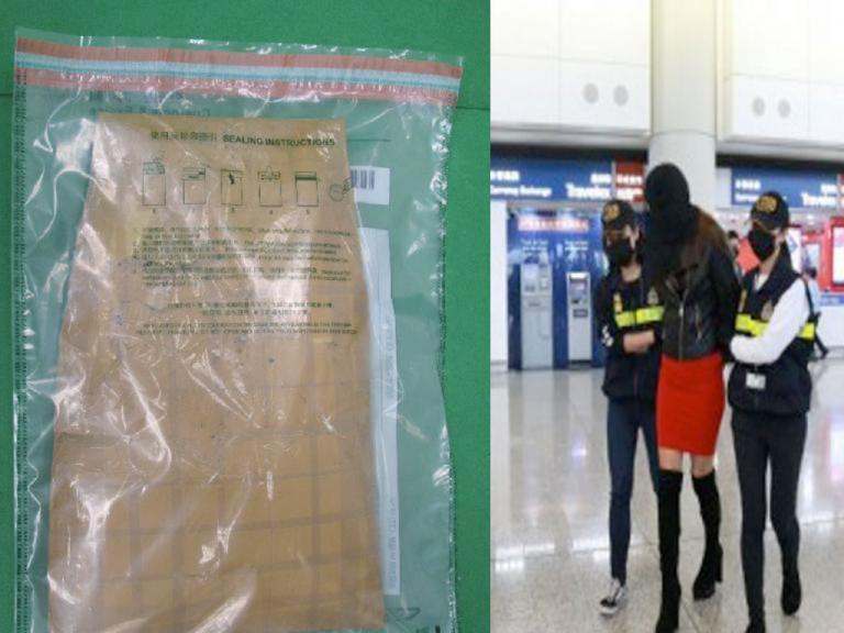 Κινδυνεύει με ισόβια η Ελληνίδα μοντέλο που μετέφερε κοκαΐνη στο Χονγκ Κονγκ | Newsit.gr