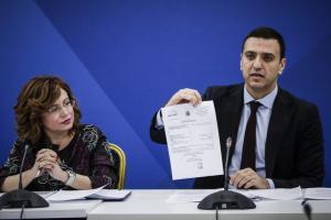 Νέα Δημοκρατία: Έγγραφο για άλλα όπλα παρουσίασε ο Καμμένος – Γιατί καλύπτει το σκάνδαλο ο Τσίπρας;