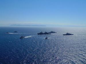 Άσκηση Νηρηίς: Ελληνική η «αιχμή του συμμαχικού δόρατος» στην Ανατολική Μεσόγειο