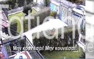 Βίντεο ντοκουμέντο: Η σύλληψη του δολοφόνου του Μιχάλη Ζαφειρόπουλου [vid]