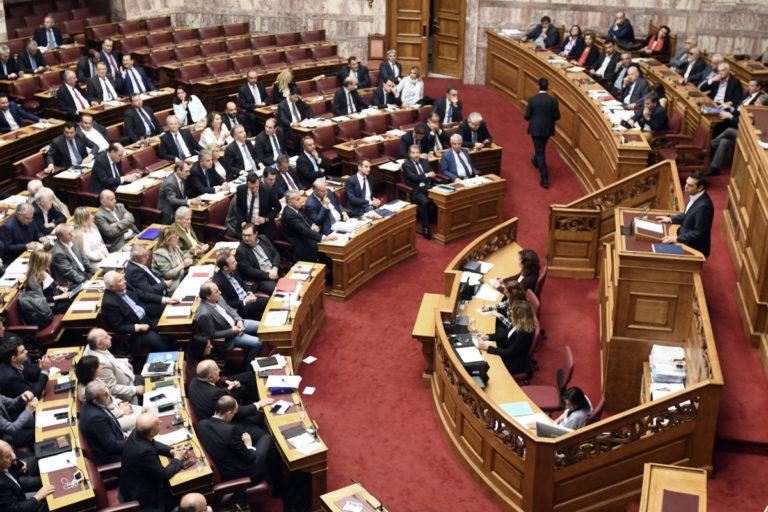 Θεομηνία στη Δυτική Αττική: Αναβάλλονται οι εργασίες στη Βουλή | Newsit.gr