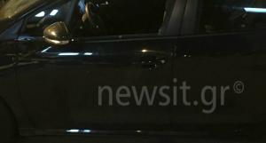 Παγκράτι: Αυτό είναι το αμάξι που γάζωσαν