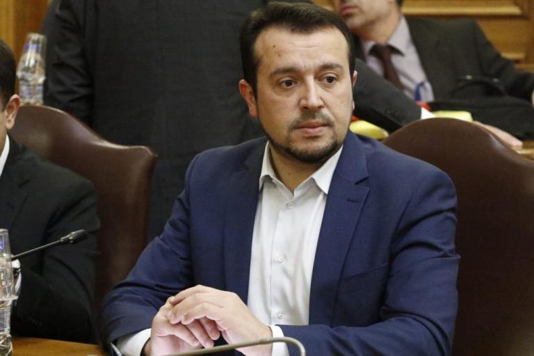 Νίκος Παππάς: «Τα απόρρητα έγγραφα δεν είναι φεϊγ βολάν»   Newsit.gr