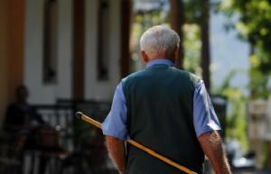 Μοιραία πτώση για παππού στην Πάτρα