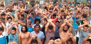Απειλούν με βία 600 πρόσφυγες αν δεν εγκαταλείψουν κέντρο κράτησης στο νησί Μάνους
