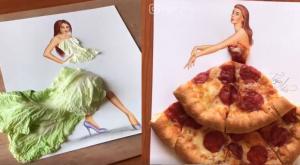 O Edgar Artis δεν τρώει το φαγητό του, το κάνει… Τέχνη!