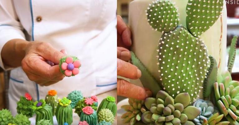 Δεν είναι κάκτοι! Είναι γλυκά! | Newsit.gr