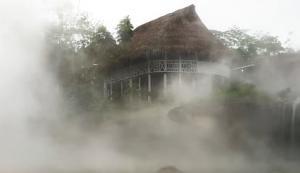 Το ποτάμι που βράζει στον Αμαζόνιο σκοτώνει οτιδήποτε υπάρχει μέσα του
