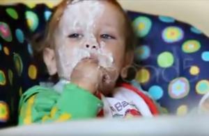 Πεινασμένα μωρά χαρίζουν άφθονο γέλιο!