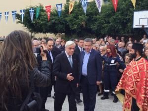 Μήνυμα Παυλόπουλου στην Τουρκία: Χωρίς σεβασμό στο Διεθνές Δίκαιο, δεν χτίζεται πραγματική φιλία
