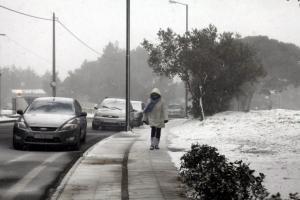 Καιρός – Νέα επιδείνωση από το βράδυ – Που θα χιονίσει τη Δευτέρα