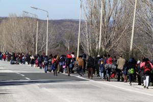 Εξαρθρώθηκε τεράστιο κύκλωμα διακίνησης παράνομων μεταναστών