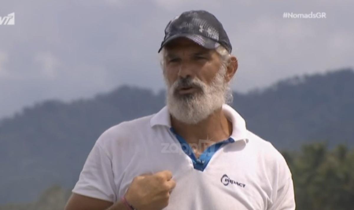 Αντέδρασε ο Μάνος Πίντζης με την επιστροφή του Μιχάλη Ζαμπίδη στο Nomads! | Newsit.gr