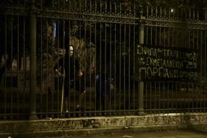 Εισαγγελική παρέμβαση για την κατάληψη στο Πολυτεχνείο