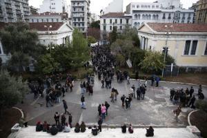 Πολυτεχνείο – Απροσπέλαστο και «φρουρούμενο» το κέντρο της Αθήνας – Όλες οι κυκλοφοριακές ρυθμίσεις