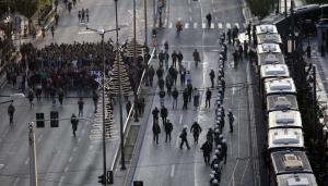 Πολυτεχνείο: Οι 7.000 αστυνομικοί και οι… «εισαγόμενοι» αντιεξουσιαστές