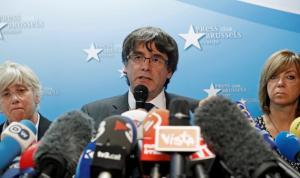 Συνάντηση Πουτζδεμόν με τον πρόεδρο του Καταλανικού Κοινοβουλίου