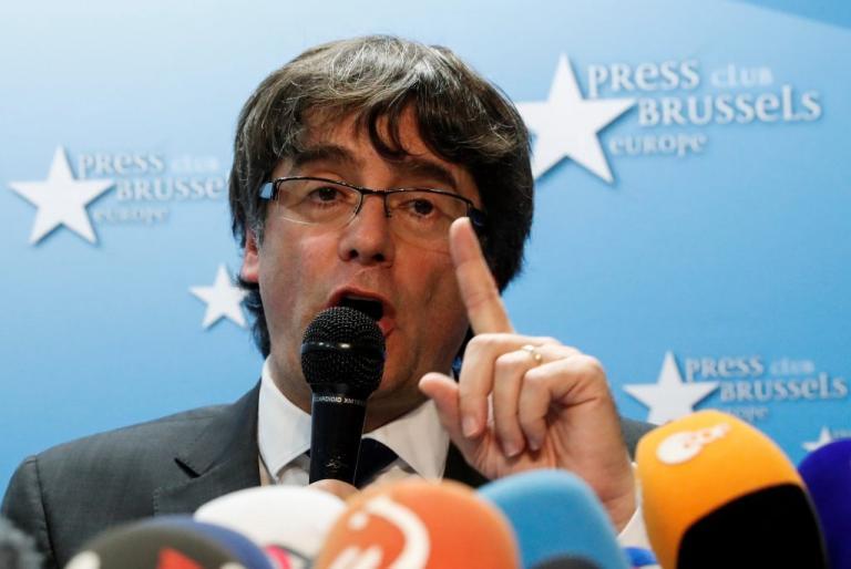 Πουτζδεμόν: Απαιτώ την απελευθέρωση των οχτώ πρώην υπουργών – Εκδόθηκε ένταλμα σύλληψης σε βάρος του | Newsit.gr